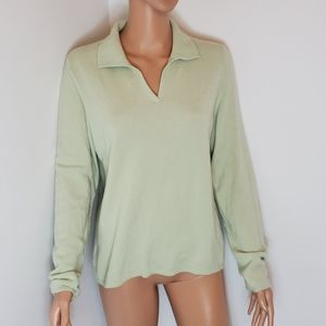 Charter Club 2 Ply Cashmere Sweater